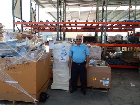 Arun Arya - Zambia Shipment