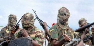 Boko Haram.