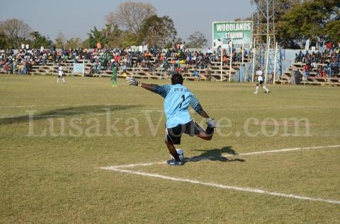 Mufulira Wanderers vs Lusaka City FC