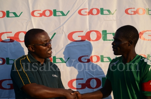 GOtv presents the Man of the Match award