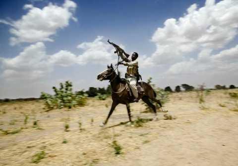 Janjaweed militia