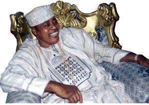 Oba Obateru Akinrutan, Ugbo Land, Nigeria