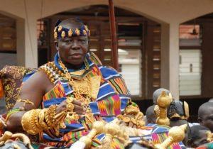 Otumfuo Osei Tutu II, Ashanti, Ghana