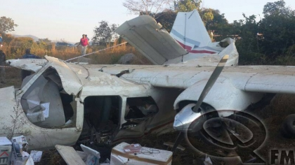 PRELIMINARY investigations have revealed that engine failure caused the Britten-Norman BN-2 Islander twin engine aircraft to crash-land between Chikankata and Chirundu districts on Sunday.