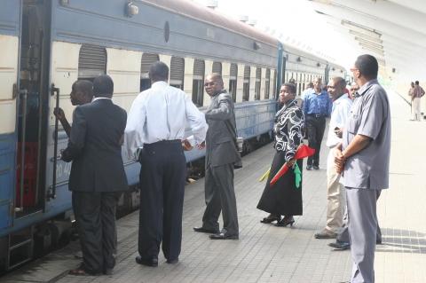 TAZARA Tanzania Zambia Railway Authority