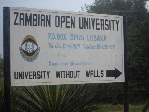 Zambia Open University