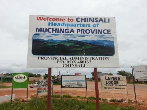 Chinsali
