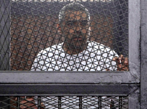 Mohamed Fahmy, Still In Egyptian Jail