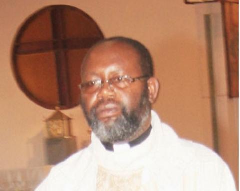 St. Ignatius Catholic Church parish priest Charles Chilinda