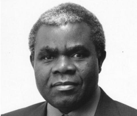The Deputy Secretary to the Cabinet, Ambassador Peter Kasanda