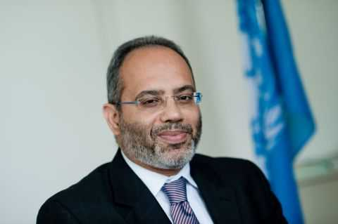 Carlos Lopes, Executive Secretary of the ECA