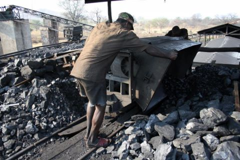 Collum Coal Mining