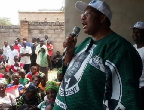 Geoffrey Bwalya Mwamba - GBM in Kasama