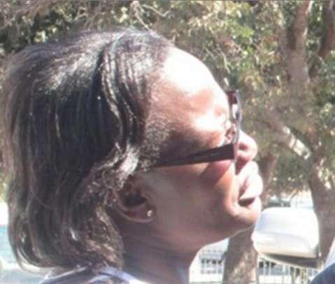 Livingstone town clerk Vivian Chikoti