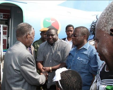 Sata, Kambwili, Lungu