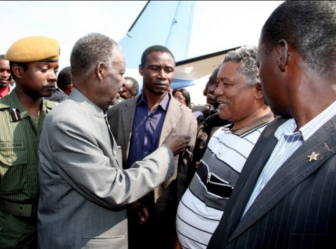 Sata, Lubinda in SOlwezi
