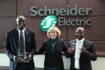 Winners of the first Media Awards on Electrical Counterfeiting in Africa today received their awards during a special ceremony held in Grenoble (France)