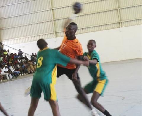 Zambia 22 vs South Africa 14 (Handball Zone 6) - Jean Mandela