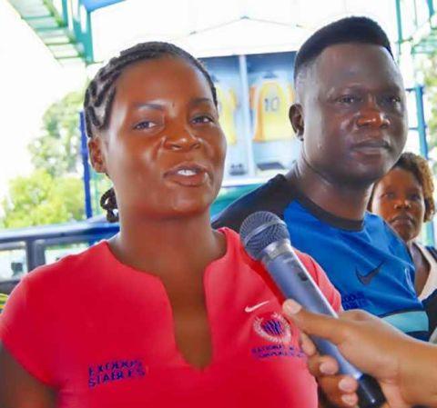 esther phiri Anthony Mwamba