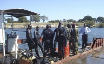 A COMBINED team of divers from Zambia Army and Zambia Police has retrieved 17 bodies from Lake Kariba following the drowning of 21 pupils from Henga Primary