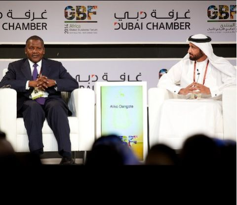 AGBF 2014 - Day 1 Africa Global Business Forum in Dubai