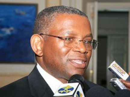 Angola Foreign Affairs Minister Georges Chikoti