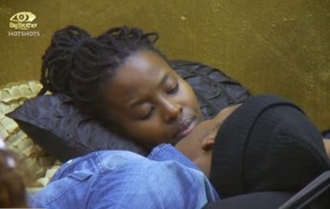 Big Brother Africa - Goitse Rejects Idris