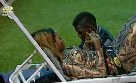Big Brother Africa: Lilian Explodes With Anger