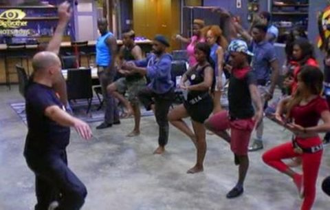 Big Brother Africa - New Moves Fit For Battle