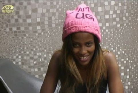 Big Brother hotshots : Esther's Fun Gossip Session With Biggie