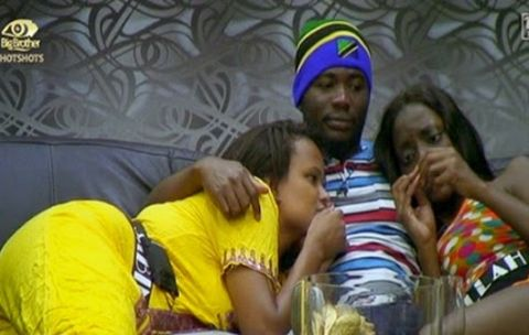 Big Brother hotshots : Kacey Moore & His 'Two Little Girls'