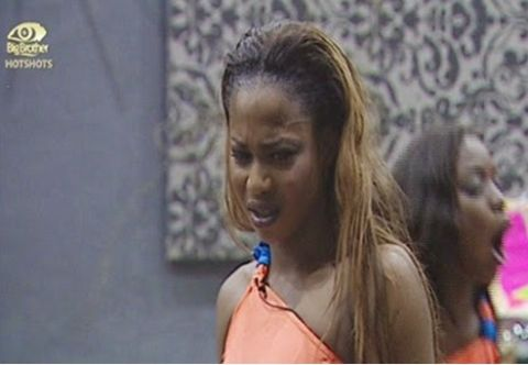 Big Brother hotshots : Lilian's Spoiled Child Tendencies