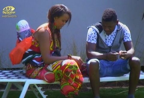 Big Brother hotshots : Sabina's Got A Baby