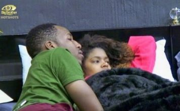Big Brother hotshots - Samantha & Idris Bond