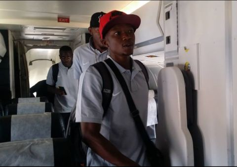 Chipolopolo finally leave