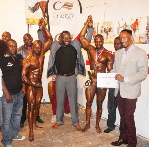 HONEST Muyupi on Saturday night scooped the inaugural Mr Copperbelt Energy Corporation (CEC) bodybuilding contest, beating 13 other musclemen at Kitwe Little Theatre.