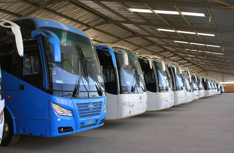 Kinglong Motors Zambia Ltd: Suppliers of Higer buses