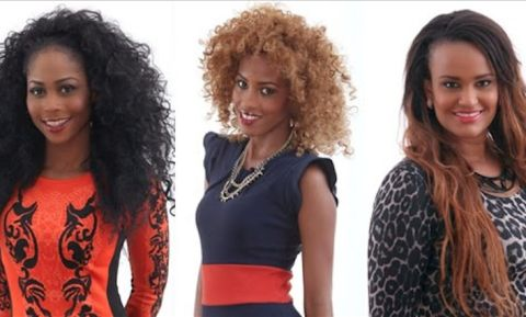 Lilian, Esther and Sabina Evicted