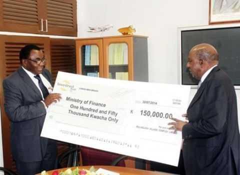 MINISTER of Finance Alexander Chikwanda