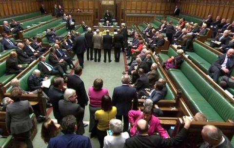 MPs back Palestinian statehood alongside Israel