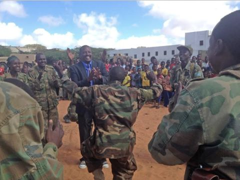 Somalia National Army Soldiers celebrating with a dance.jpg