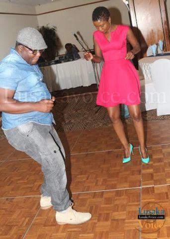 Some ZAPRA members dancing    cv - Lusakavoice.com