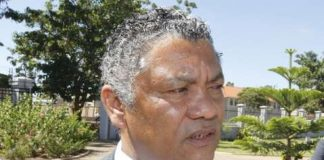 Given Lubinda , Minister of Agriculture