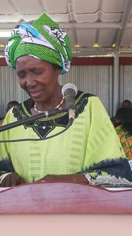 Inonge Wina has called for the National Council to convene immediately.