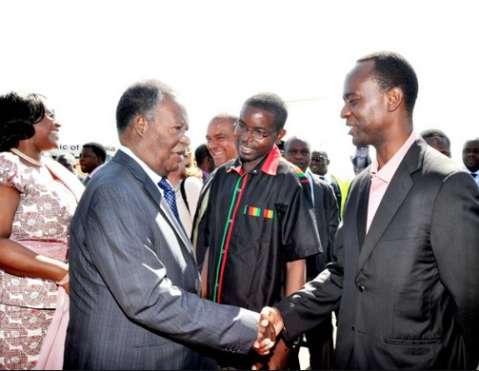 Michael Sata - Mulenga Sata