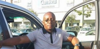 Mile Sampa's campaign team spokesperson Kelvin Mutale Sampa