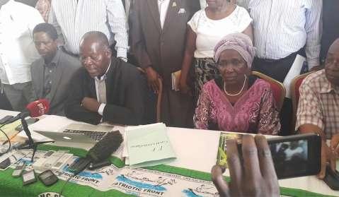 PF CENTRAL COMMITTEE - Credot Emmanuel Mwamba
