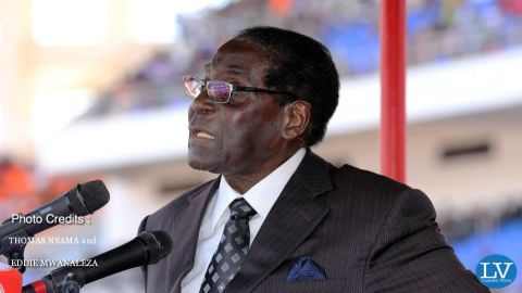 President Mugabe -- PRESIDENT SATA PUT TO REST IN PICTURES BY EDDIE AND THOMAS ,,,