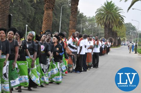 President Sata Body viewing procession, Nov 7th 2014 by Lusakavoice.com-1