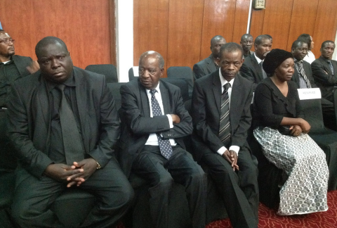 Kambwili - Michael Sata's body returns to Zambia